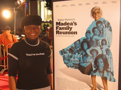 Madeas Family Reunion - Premier and After Party