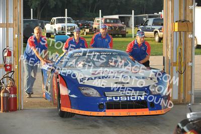 "BRP Big 8 Series presented by Gandrud Chevrolet ""Rockweiler Insulation 38"""