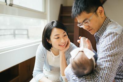 Family | Felicity + Grant