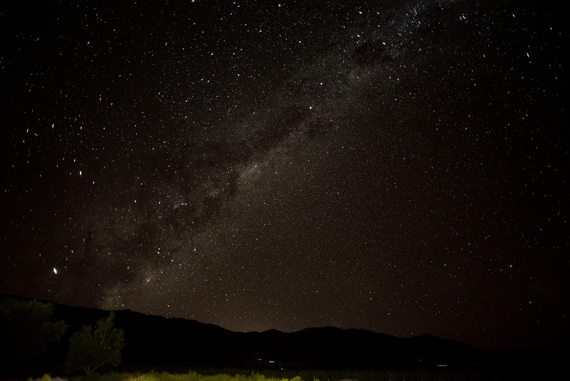Cielo sur en Salta - Argentina