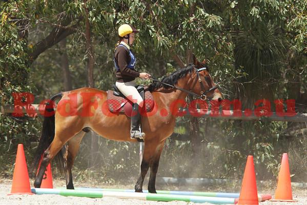 2012 11 18 Metro Zone Quadrathalon Handy Pony