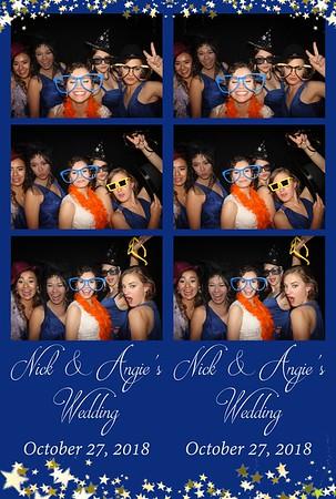 Nick & Angie's Wedding