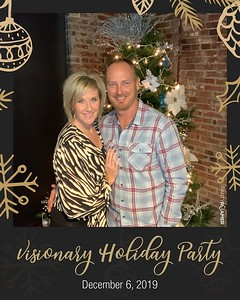 Visionary Holiday Party 12.06.2019