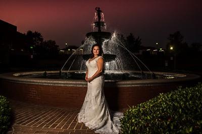 The Sacchinelli-Wright wedding/ bridal portraits