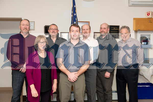 Town of Callicoon Re-org