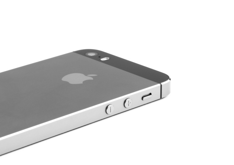 iPhone 5s_back