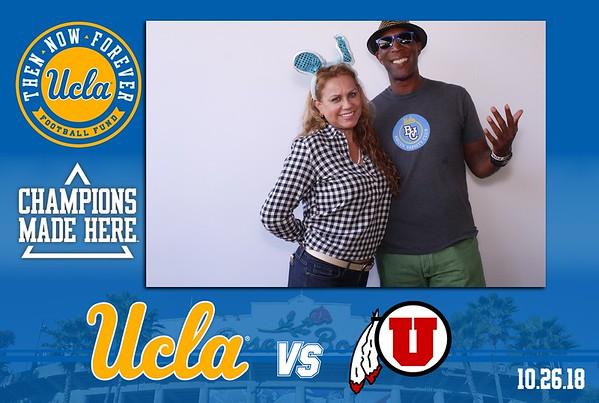 UCLA vs UTAH 2018