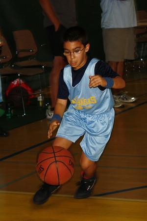 2010 Summer Basketball