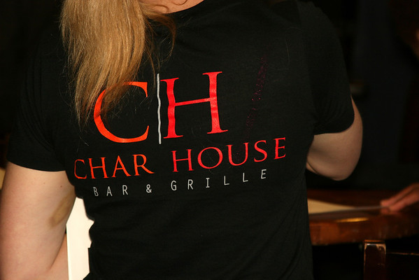 Cornell T. McGhee, EdD- Char House Grille Luncheon