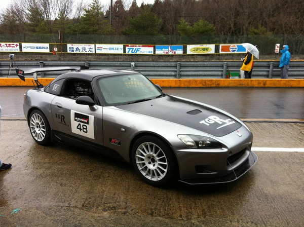3rd place - Debut in new car s2000 in 6hr ebdurance race