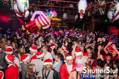 Bootie 14 Dec 2013: Santacon After-Party!