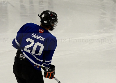 Lampeter-Strasburg Varsity Ice Hockey v. MC 12.4.13