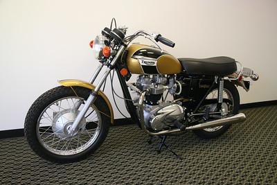 1971 Triumph T120R (Kjaer)