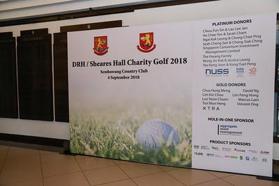 DRH/Sheares Hall Charity Golf 2018
