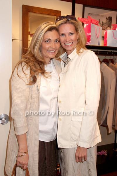 Lindy Gad, Michele Gradin  photo by Rob Rich © 2008 robwayne1@aol.com 516-676-3939