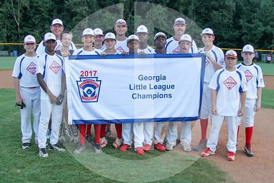 PTC Little League State Title