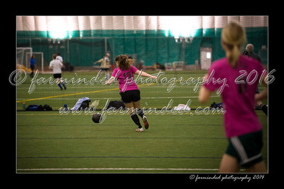 05/01/2014- The Dome - Ak Goal Diggers V.s. You Gotta B Kickin Me
