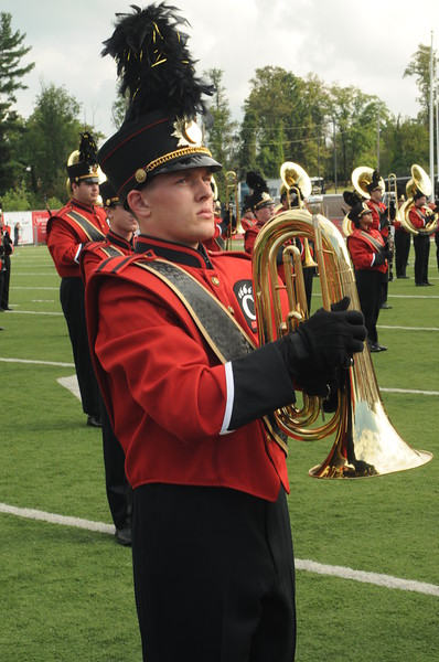 UC Band_Apple Festival_Jackson, OH