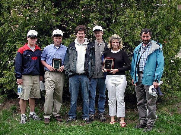 NARE 2002 Winners