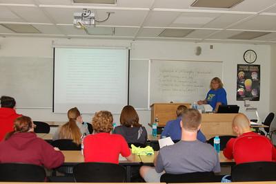 2010 May Coaching Clinic