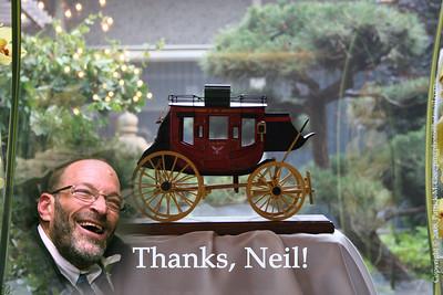 Neil Jacobson retirement