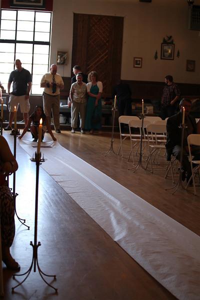 Moyle Wedding Ceremony