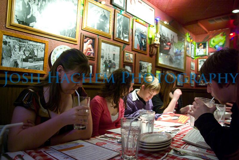 February 13, 2009  C's Birthday Dinner 068