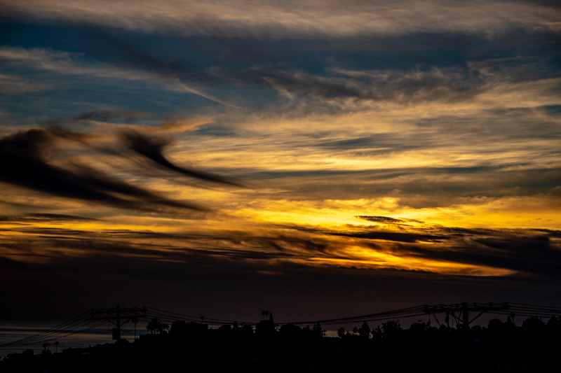 November 13 - Swirling clouds at the end of a sunset.jpg