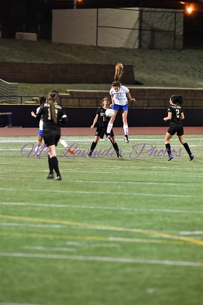 TIvy Vs Seguin Girls Soccer
