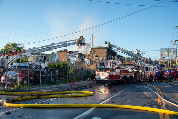 Lakeview Building Fire 09/19/2021