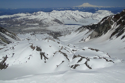 Mt. St. Helens - March 31st 2013