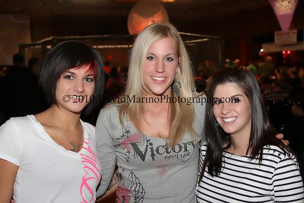 Mayhem in the Mist X (MMA) Seneca Niagara Casino