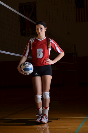 Volleyball Portraits 1-12-15