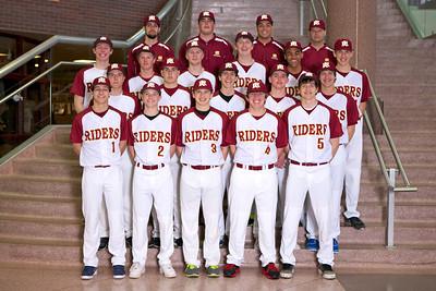 RHS Baseball Ind-Team 2013