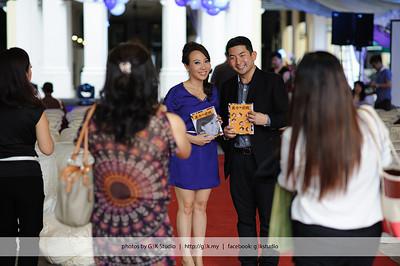 20140331 Charity Book Launching of 8 Successful Women Entrepreneur
