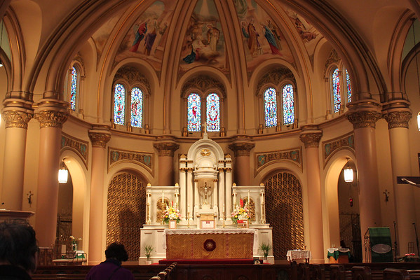 Feast of Our Lady of Mt. Carmel TLM