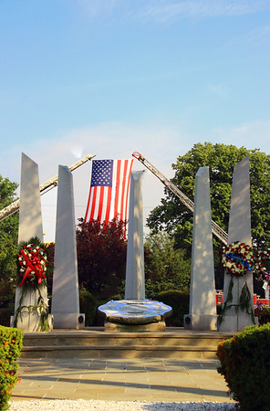 Hackensack Firefighters Memorial