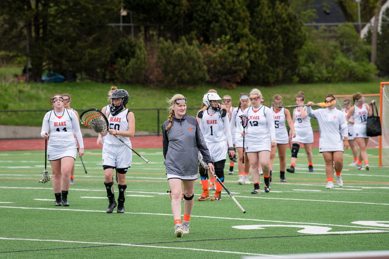 Girls Varsity Lacrosse -V- Lakeville North 2018