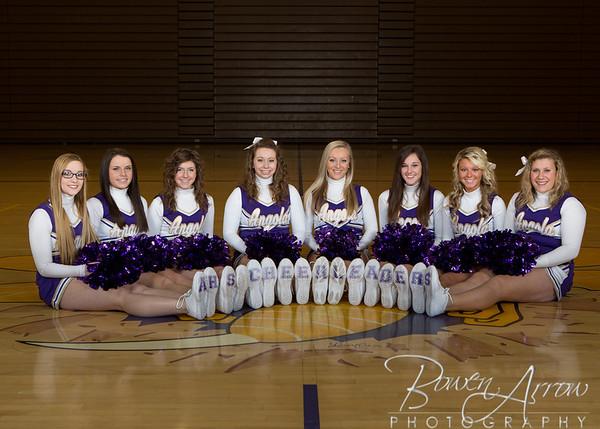 Cheer Team 2013-2014