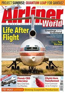 Airliner World February 2020