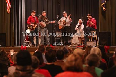 Holley Hall Christmas Concert 2016