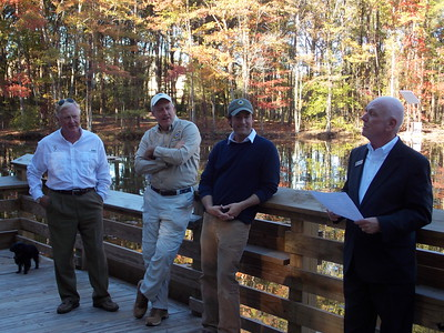 Robbins Park Interpretive Sign Unveiling