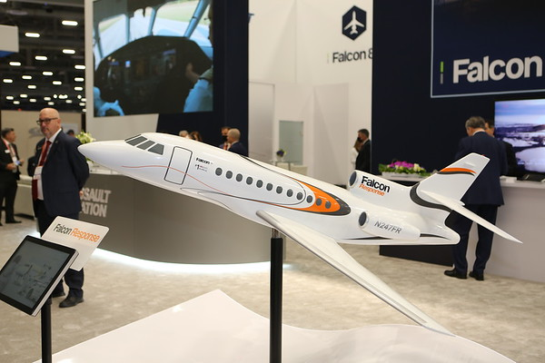NBAA-BACE Convention and Static Display Oct 12,2021