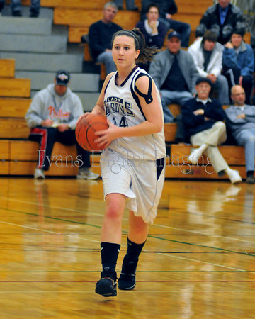 Manheim Central Girls Basketball-2009-2010 Season