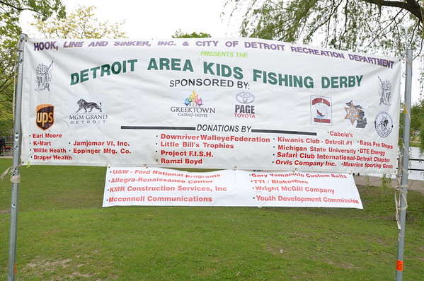 Hook Line And Sinker Fishing Derby ( Detroit)