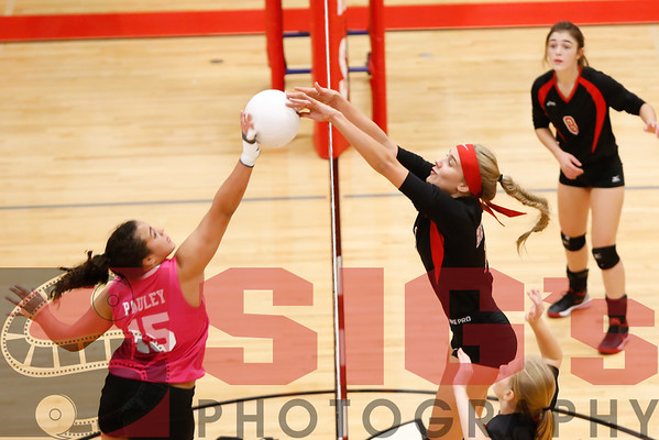 10-15-16 BHS Volleyball vs Capitol