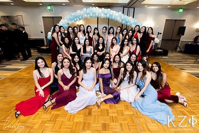 UCSD Kappa Zeta Phi Informals 01/18/20