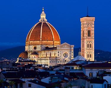 Italy-Tuscany & Florence