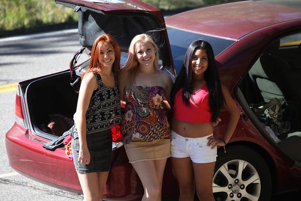 Oct '12: The Flagstaff Girls
