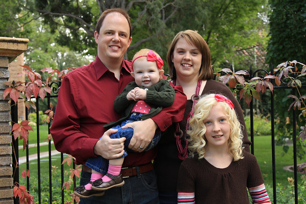 Wagnon Family Autumn